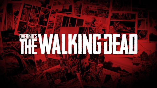 Il logo ufficiale di Overkill's The Walking Dead