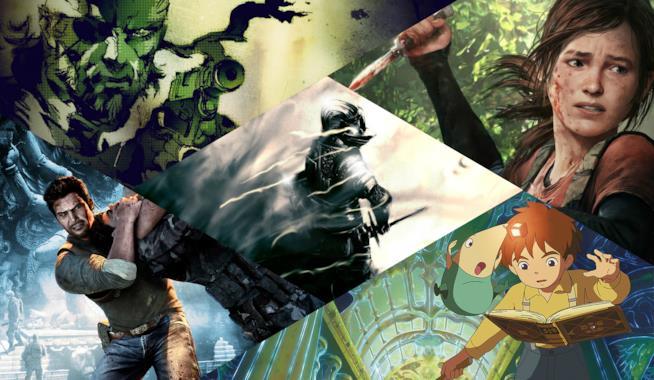 Alcuni dei personaggi più iconici dell'era PS3