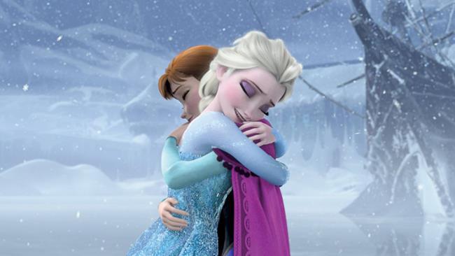 Elsa e Anna, Frozen