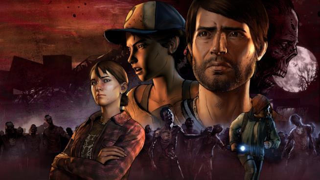 Tutti i personaggi di The Walking Dead: A New Frontier