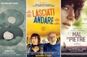 Le locandine dei film Fast & Furious 8, Lasciati Andare e Mal di Pietre