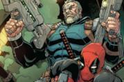 Deadpool e Cable nei fumetti Marvel