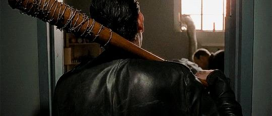 Negan is back