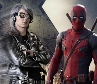 I due mutanti Quicksilver e Deadpool insieme in un nuovo possibile film