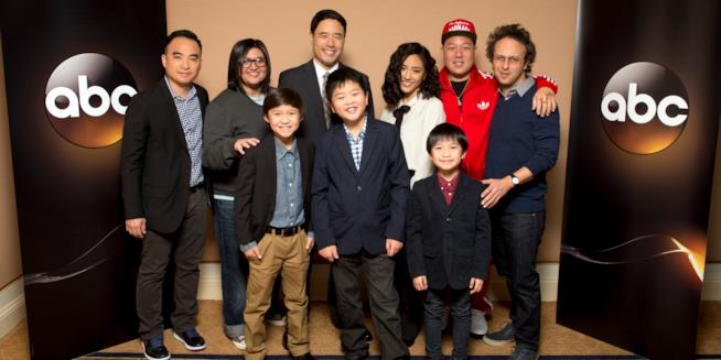 Fresh off the Boat e la ABC