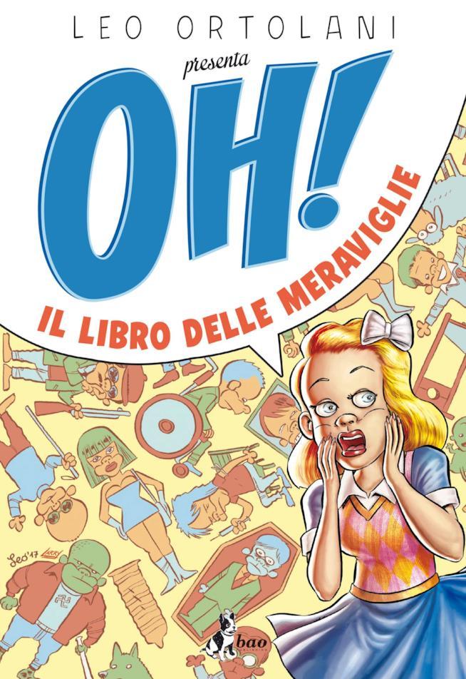 La copertina di Oh! Il libro delle meraviglie