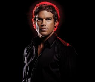 L'attore Michael C. Hall, interprete di Dexter Morgan