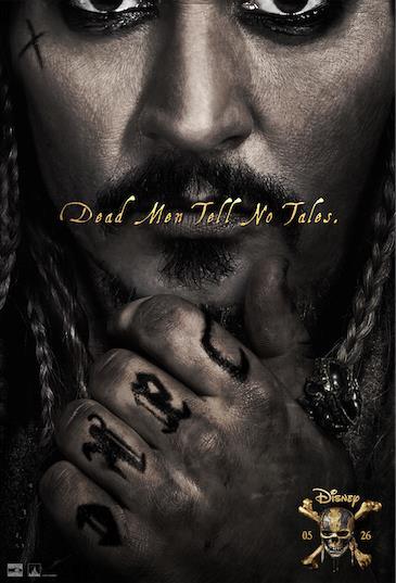 Poster di Pirati dei Caraibi - La vendetta di Salazar