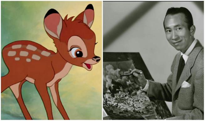 Tyrus Wong morto: il disegnatore di Bambi aveva 106 anni