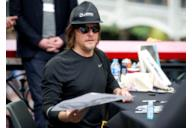 Norman Reedus alla convention di The Walking Dead a Londra