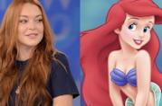 Lindsay Lohan nel ruolo di Ariel?