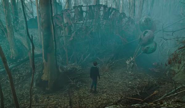 Riferimento a Pennywise, trailer di La Torre Nera