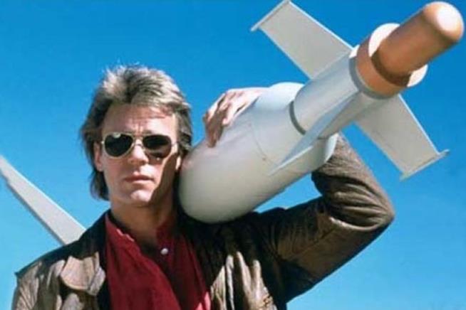 Richard Dean Anderson è McGyver