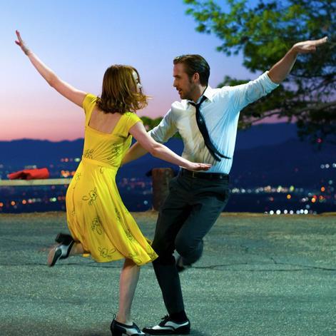 L'abito giallo di Emma Stone in La La Land