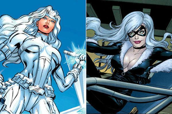 Marvel: Sony sta sviluppando un film su Gatta Nera & Silver Sable