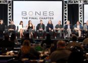 Il cast di Bones al TCA Press Tour