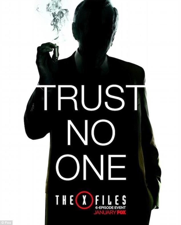 X-Files: foto promozionale della nuova miniserie