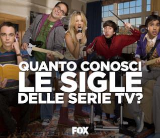 Quanto conosci le sigle delle serie TV?