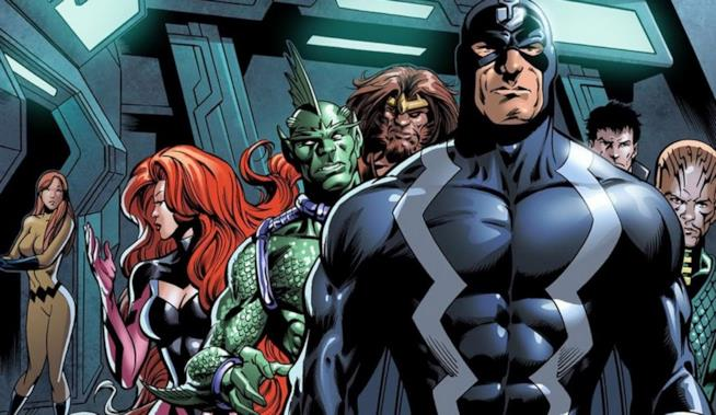 Marvel e ABC porteranno The Inhumans in televisione nel 2017