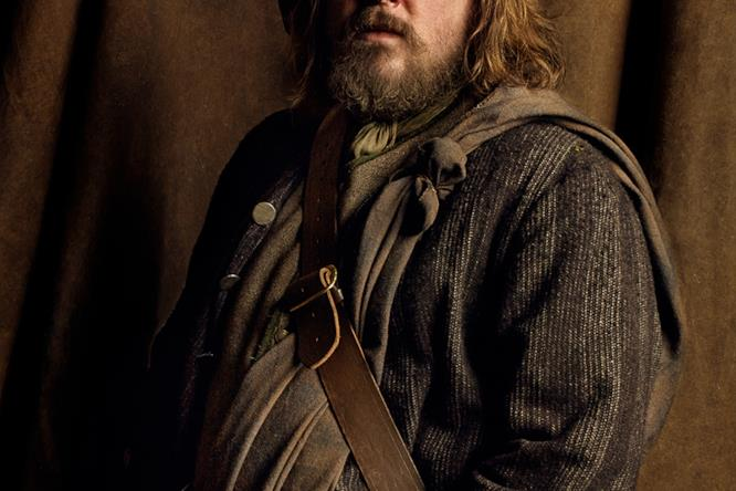Rupert MacKenzie in Outlander 2