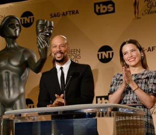 Common e Sophia Bush annunciano le nomination ai SAG Awards 2017