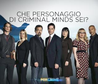 Che personaggio di Criminal Minds sei?