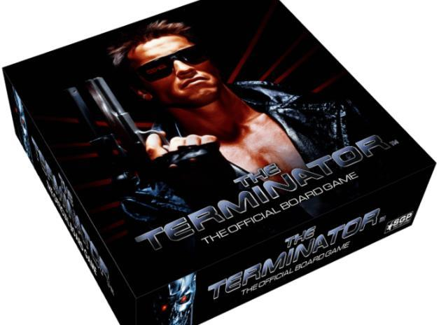Un'immagine di The Terminator: The Official Board Game