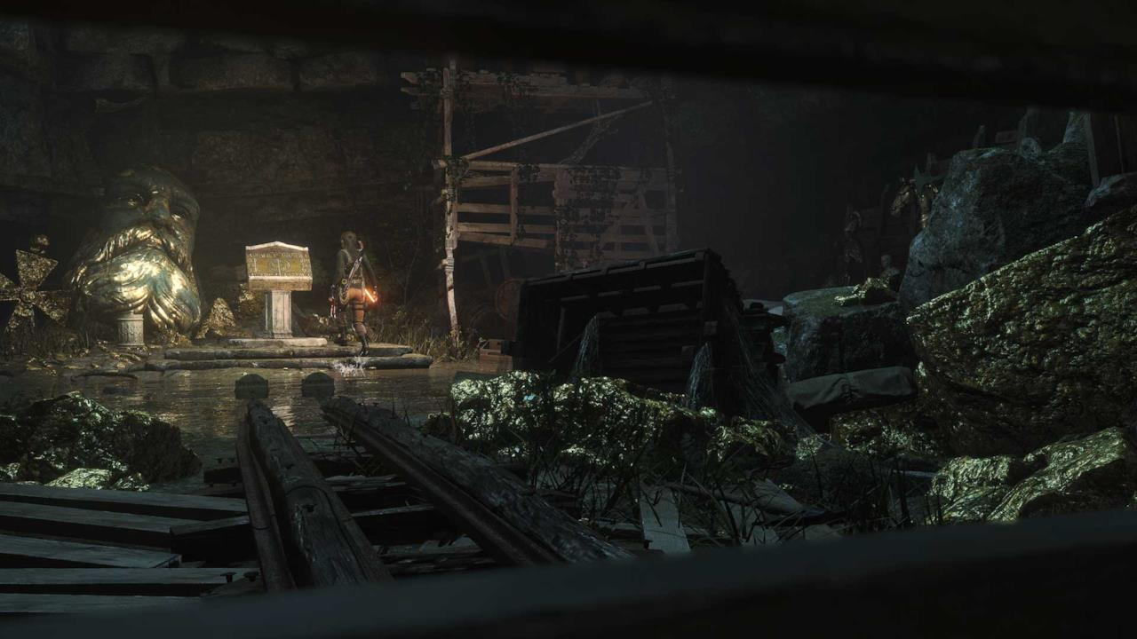 Rise of the Tomb Raider in uscita l'11 ottobre su PS4