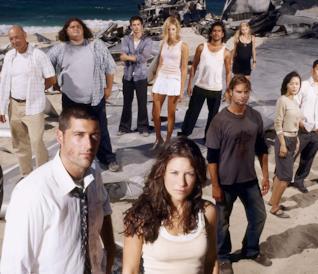 il cast di Lost