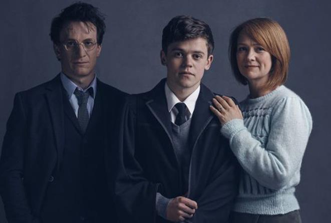 Harry Potter and the Cursed Child, foto degli attori