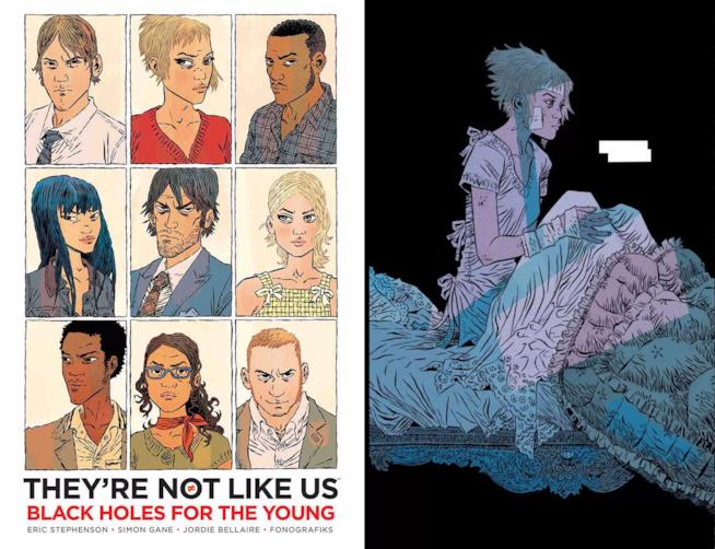 I protagonisti di They're Not Like Us