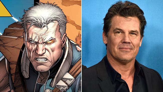 È ufficiale: Josh Brolin sarà Cable in Deadpool 2