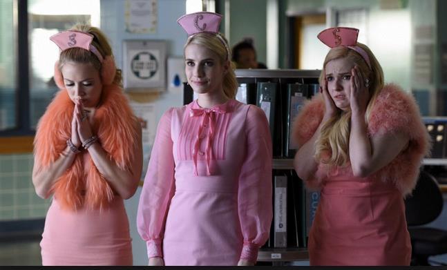 Un'immagine di Scream Queens 2x09