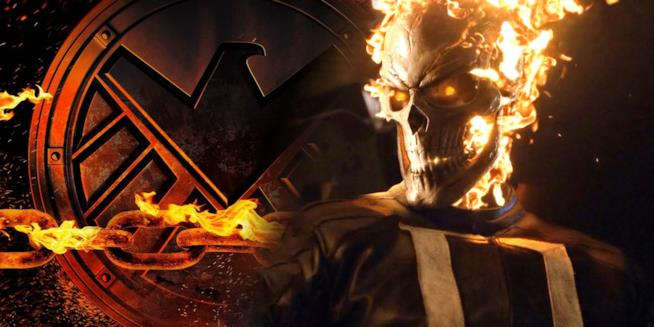 Ghost Rider nel primo arco narrativo di Marvel's Agents of S.H.I.E.L.D. 4
