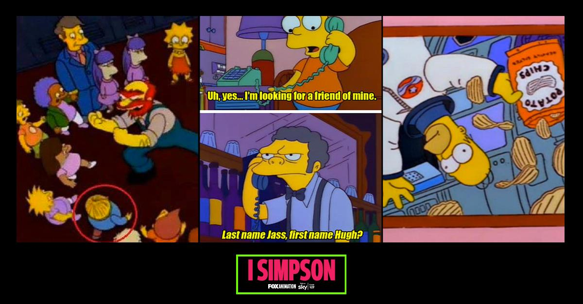10 domande senza risposta sui Simpson