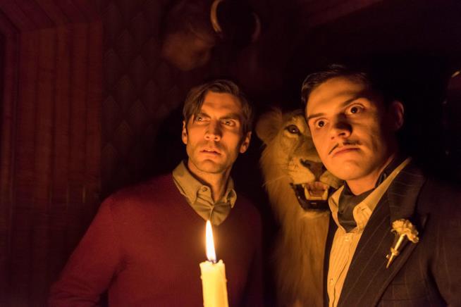 American Horror Story Hotel: una scenda dell'episodio 8