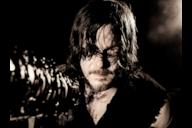 Daryl sotto il volto oscuro della mazza di Negan, Lucille