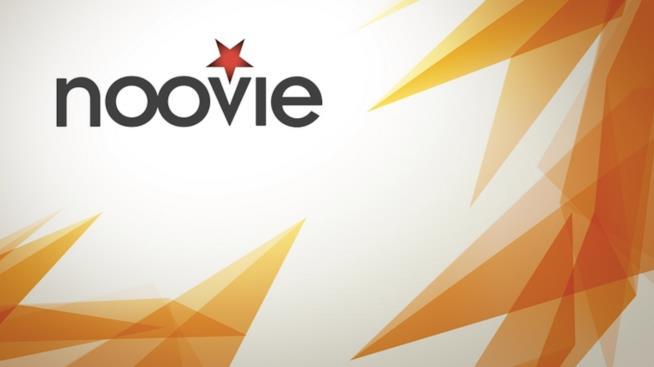 Il logo della piattaforma Noovie