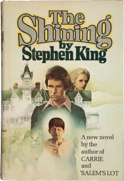 La prima edizione di Shining