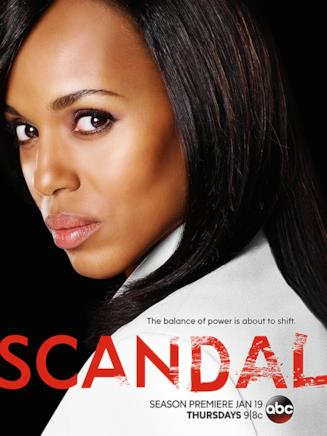 Scandal, poster stagione 6