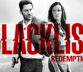 Il poster di The Blacklist Redemption