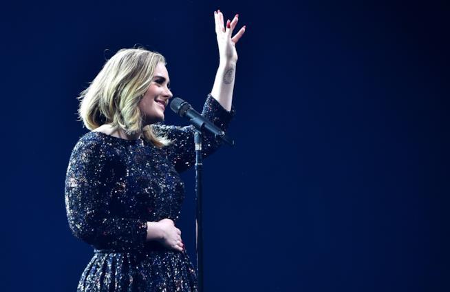 Adele, progetto famiglia: