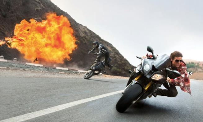 Prime foto dal set di Mission Impossible 6