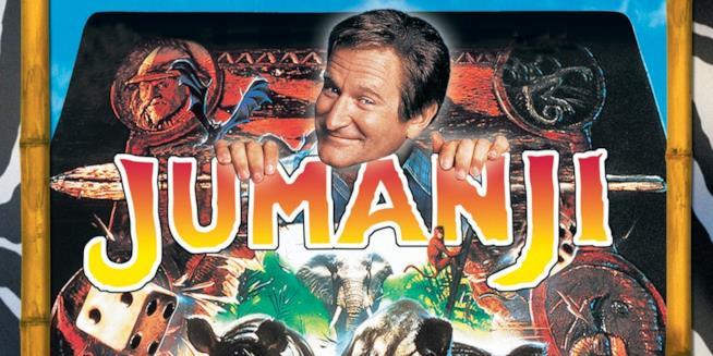 Jumanji: Welcome To The Jungle avrà riferimenti all'originale tramite Robin Williams