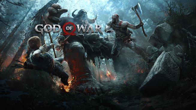 Il nuovo God of War in uscita su PS4