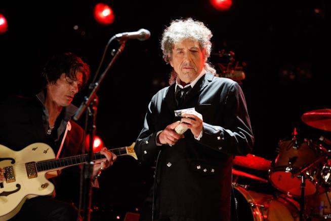 Bob Dylan in concerto