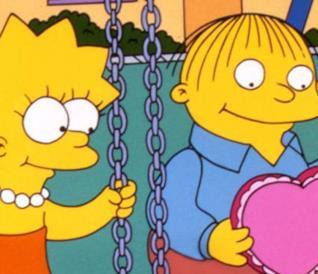 Lisa e Ralph a San Valentino