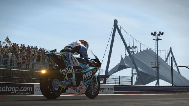 MotoGP17 si mostra in un nuovo video