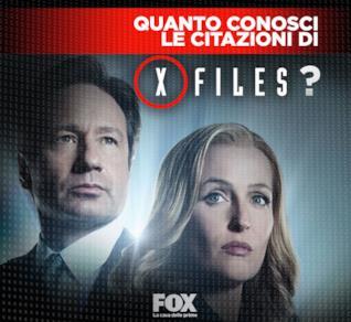 Quanto conosci le citazioni di X-Files?