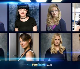 Gallery dettagli e look delle star di Fox Crime